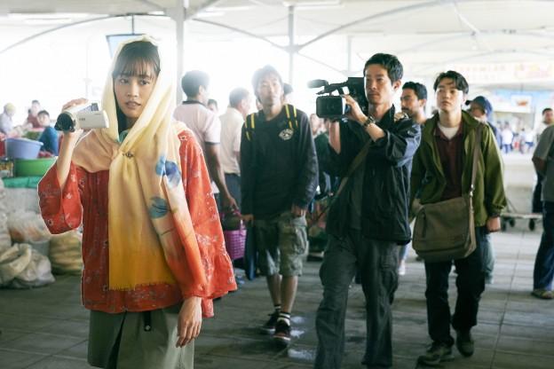 黒沢清監督作品『旅のおわり世界のはじまり』タイアップ企画